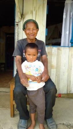 Indian grandfather receives sight-restoring surgery through Operation Eyesight community outreach program and hospital partnership