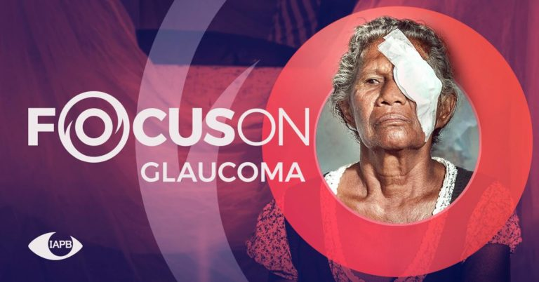 Let's raise awareness about glaucoma