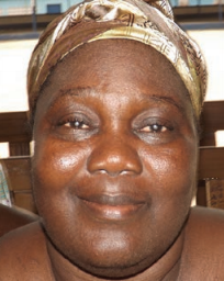 Woman from Ghana had her sight restored thanks to Operation Eyesight's donors and partner hospital. She received cataract surgery and now she's back to living her life!