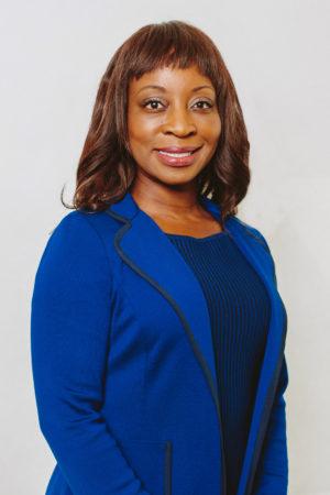 Evelyn Ackah, Board of Director, Operation Eyesight