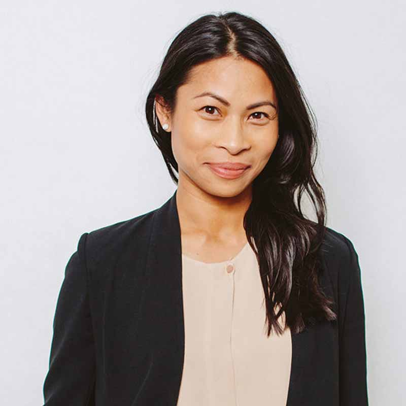 Candice Naylen, Vice President - Advancement, Senior Leadership Team