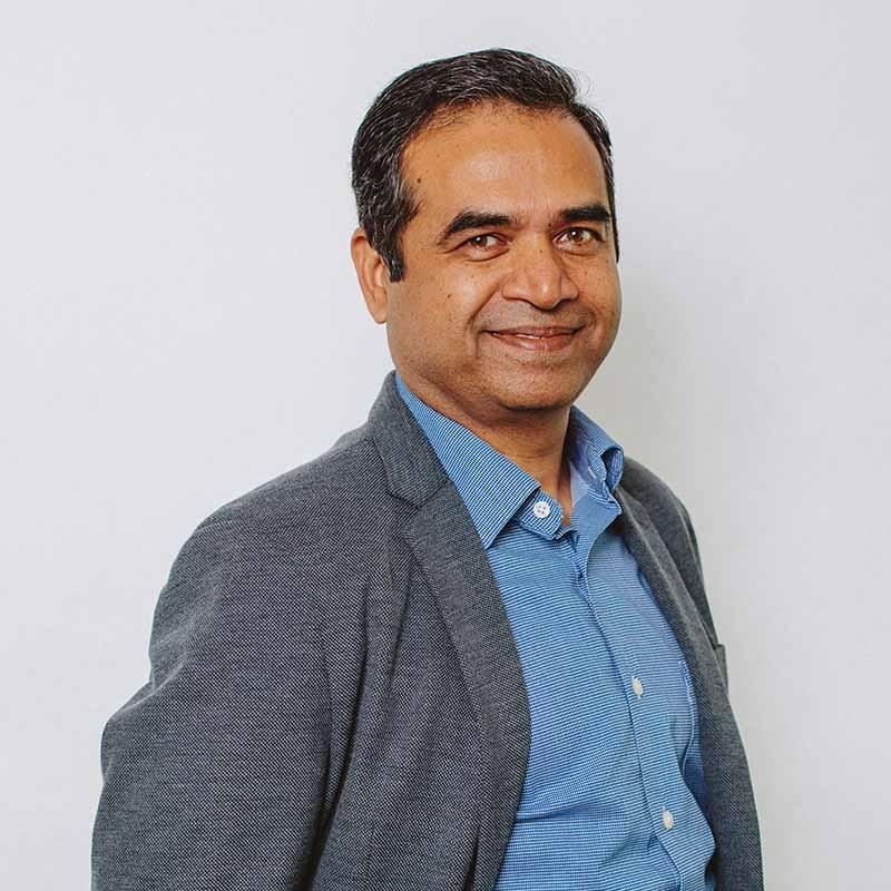 Kashinath Bhoosnurmath, Vice President - International Programmes, Senior Leadership Team